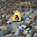 Einsam in Peru